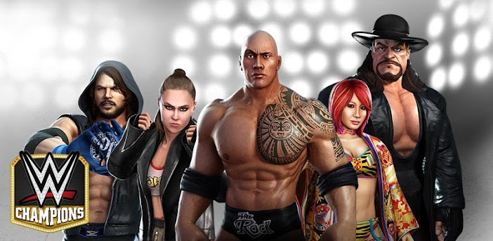 WWE Champions - Kostenloses Rätsel-Rollenspiel