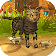 Free Download Catty Cat Universe APK for Samsung