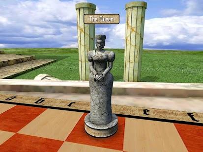 Warrior Chess - náhled