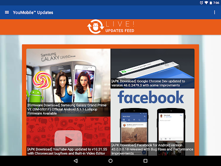 YouMobile Updates for Android™ 2.8 screenshot 329093