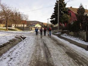 Photo: az első korcsolyázás Márianosztrán