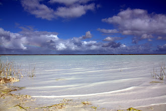 Photo: The sacred lake at Tsimanampetsotsa national park