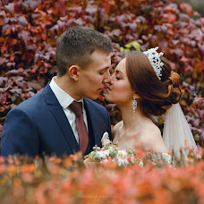 Wedding photographer Svyatoslav Dyakonov (SlavaLiS). Photo of 28.12.2017