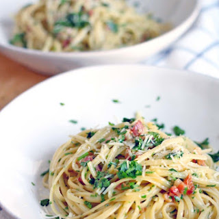 Quick and Easy Spaghetti alla Carbonara