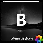 Xperien Theme Black M Edition icon