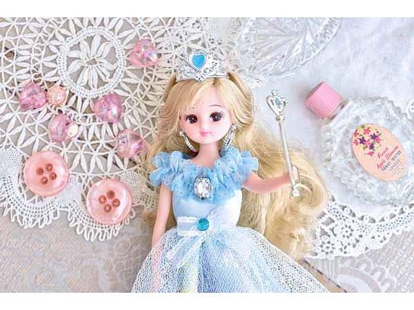 Licca LD-04 Twinkle Princess Công chúa lấp lánh