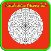 Mandala Pattern Colouring Book