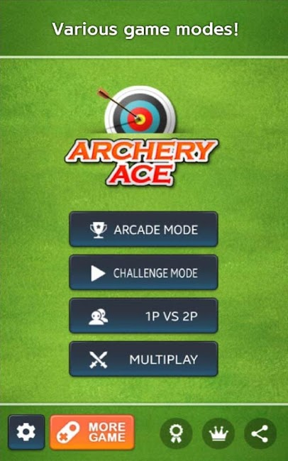 #7. Archery Ace (Android)
