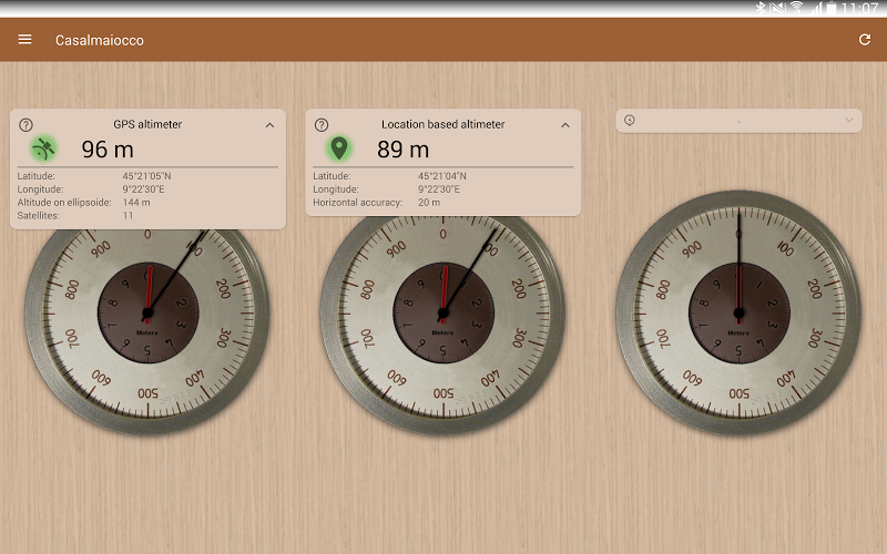 Accurate Altimeter PRO Screenshot 9