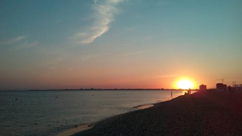 Новый пляж,Евпатория,Крым,Чёрное море