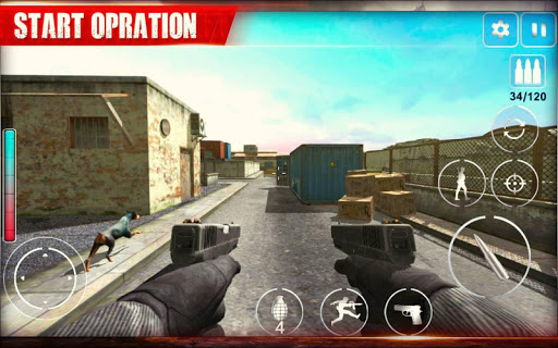 Delta Commando : FPS Action Game 1.0.10 screenshots 2