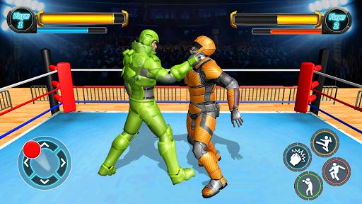 Real Robot Ring Fighting  2020  screenshots 2