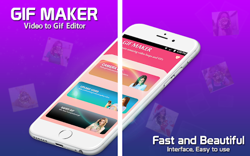 GIF Maker - GIF Camera - Video to gif Editor - Apps on Google Play