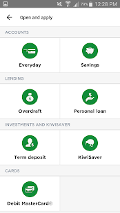 The Co-operative Bank (NZ)- screenshot thumbnail