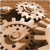 Gears and Chain Puzzle
