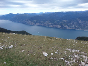 Photo: Monte Baldo, unterwegs zum Telegrafo