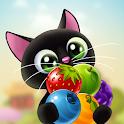 Fruity Cat  - bubble pop