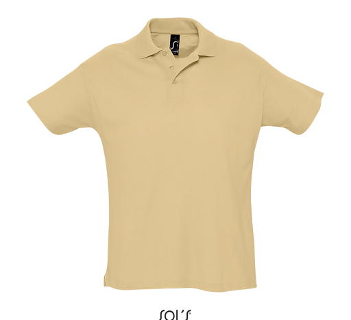 Polo shirt sable