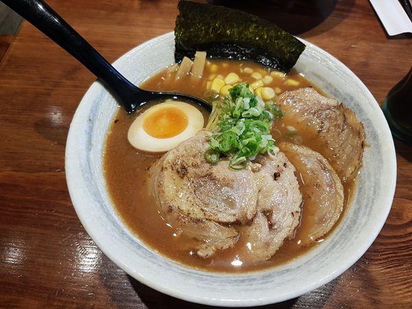 目黑拉麵 - 道地的日本風味飄向屏東