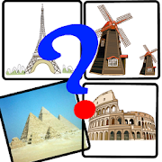 Guess The Word : The Place