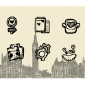 sketch city icon