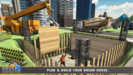 House Building Construction Games - City Builder 1.0.9 screenshots 9