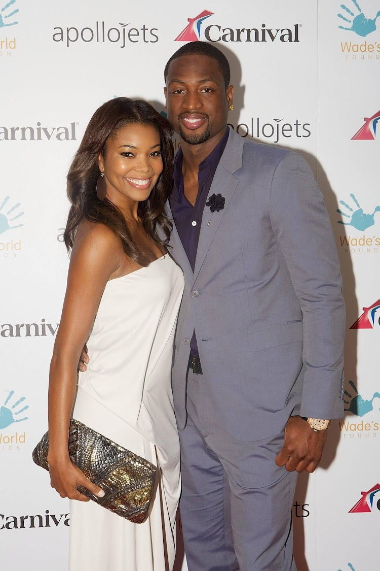 Actress Gabrielle Union and her basketball player husband player Dwyane Wade welcomed a daughter.