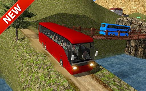 Uphill offroad bus driving sim 1.0.8 screenshots 12