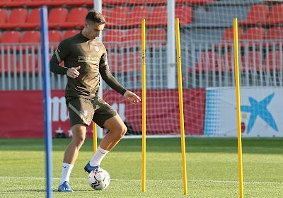Un ancien joueur de Zulte-Waregem quitte l'Atlético Madrid