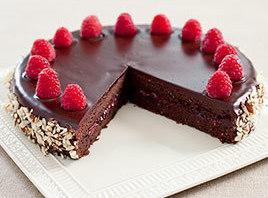 No Sugar, Lo-carb Chocolate Torte Recipe