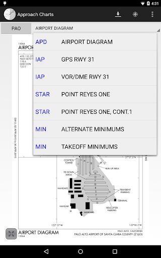 Approach charts apk download apkpure co