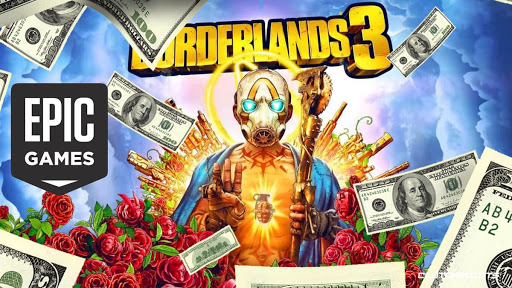 Borderlands 3 Epic Games Store lock-in costed $115 million