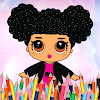 Dolls Coloring Book Pages For Girls APK Icon