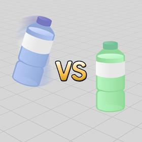 Bottle Flip Battle