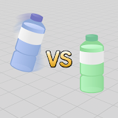 Bottle Flip Battle