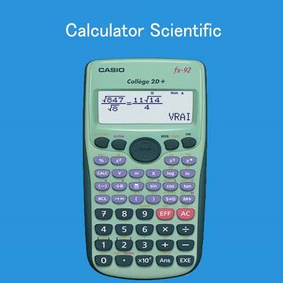 Calculator Scientific - screenshot