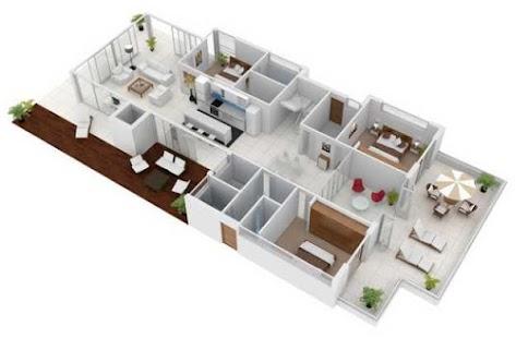 App 3d floor design apk for windows phone android games for 3d floor plan app