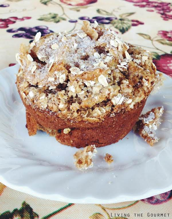 Spelt Raisin & Molasses Muffins Recipe
