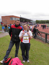 Photo: Ciara Mockler with her Dad Michael