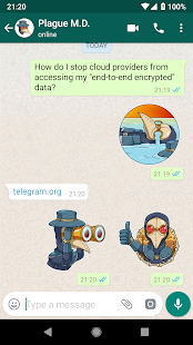 Stickers for WhatsApp – Halloween 7