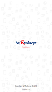 121 Recharge Mobile Recharge screenshot 0