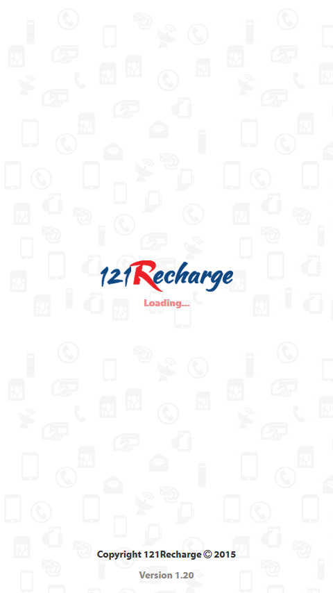 121 Recharge Mobile Recharge- screenshot