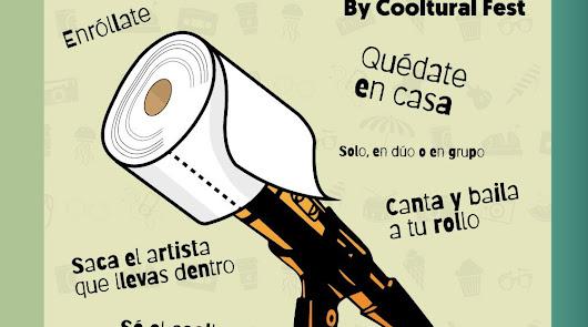 Cooltural Fest pone en marcha la iniciativa virtual 'Canta a tu rollo'