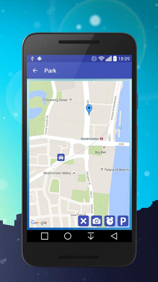 Where Did I Park My Car App