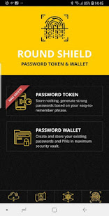 Download Roundshield password generator and wallet For PC Windows and Mac apk screenshot 2