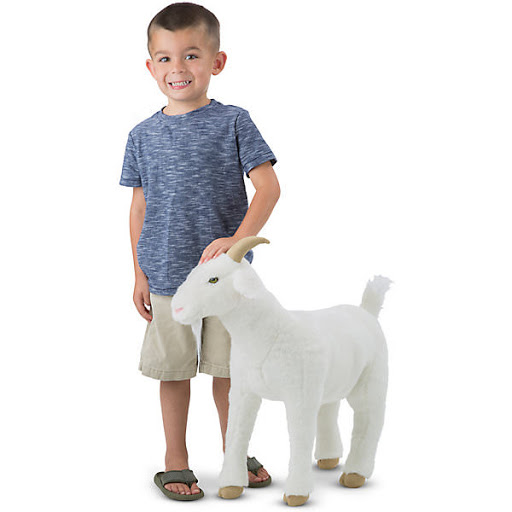 Мягкая игрушка MelissaDoug Козочка 571 см 14417183
