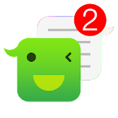One Messenger 7 - SMS, MMS, Emoji Icon