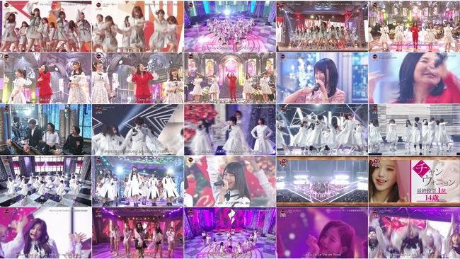 181205 (720p+1080i) AKB48 欅坂46 IZONE Part – FNS Music Festival (Frist Night)