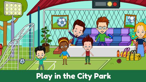 Tizi World: My Play Town, Dollhouse Games for Kids apktram screenshots 12
