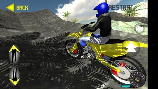 Forest Motocross Driver